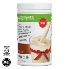 Herbalife Brand New Formula 1(F1)Healthy Meal Nutritional Shake Mix: Maple Pecan