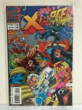X-Force Annual #2 - 1993 - 1st  X-Treme - out of polybag