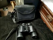 Nikon Action Naturalist II Binoculars 7x35 8.6 With Case & 3 Caps