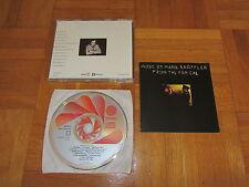 MARK KNOFLER Music From Cal 1984 WEST GERMANY 02 matrix CD album dire straits