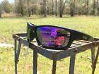 RAZE Eyewear Sunglasses Z Coast floating polarized fishing black mirrored A1