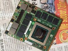 NVIDIA Quadro M5000m 8GB GDDR5 Video Card N16E-Q5-A1 For Zbook17 M6800 M6700