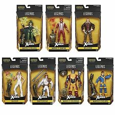 "Marvel Legends 6"" X-Men CYCLOPS COLOSSUS WOLVERINE WAVE 2 SET OF 7 NEW IN STOCK"
