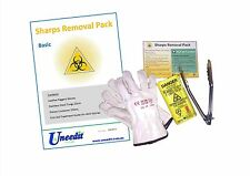 Sharps Removal Pack