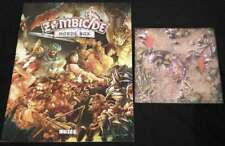 Zombicide Green Horde - HORDE TILE & HORDE BOX RULEBOOK -- Kickstarter Exclusive