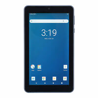 """ONN 100005206 Surf Tablet 7"""" 16GB Android - Navy Blue"""