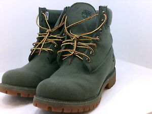 Timberland Men's Shoes otxb0w Boots, Dark Green, Size 9.5 s85B