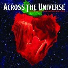OST - ACROSS THE UNIVERSE  CD  16 TRACKS SOUNDTRACK / FILMMUSIK  NEW+