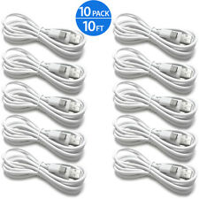 10x For Samsung OEM USB-C Type C Cable Fast Charging Cord Galaxy S8 Note 8 LG G6