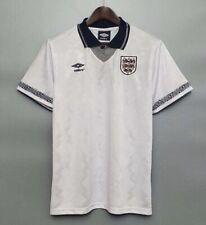 ENGLAND FOOTBALL SHIRT 1990 World Cup Size M FOOTBALL SHIRT JERSEY