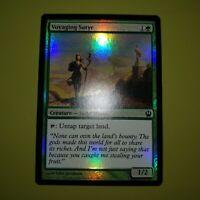 FOIL Voyaging Satyr x1 Theros 1x Magic the Gathering MTG