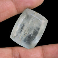 70 Cts Certified Natural Aquamarine Magnificent Unheated Huge Cushion Cut Gem