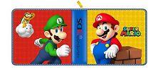 Magnifique Grande Housse Mario Nintendo 3Ds,2Ds,3Ds Xl,New 3Ds Xl, Officiel Neuf