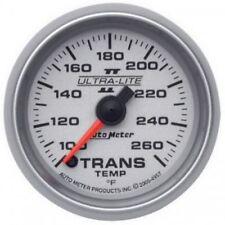 "Auto Meter 4957 2-1/16"" Ultra-Lite II Electric Trans Temp Gauge, 100-260°F"