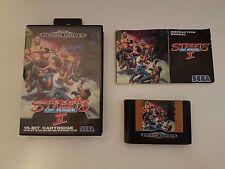 Streets of Rage 2 - Sega Mega Drive