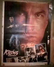 KILING MADNESS  -   ORIGINAL ASIAN CINEMA   POSTER. .