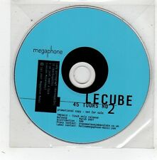 (FV645) Le Cube, 45 Tours No 2 - 2007 DJ CD