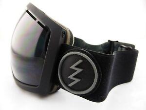 Electric EG2 Snow Goggles Black Tropic - Jet Black Lens - New in Box