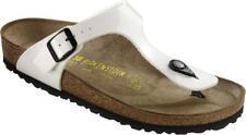 Sandalo Infradito Birkenstock Gizeh Donna - Bianco - 1005299