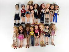 Bratz Huge Lot Of Dolls Clothes Shoes & Accessories Vintage 2001 Boyz & Girls