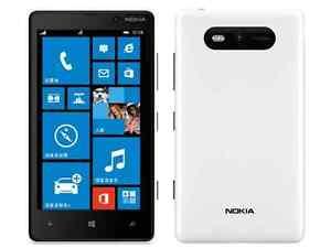 "Original Nokia Lumia 820 N820 Unlocked 4G Wifi 8MP 8GB NFC 4.3"" Windows Phone"