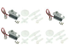 Microheli Blade 180 CFX Metal Gear Digital Ultra-Micro Servo Set MH-DS005T