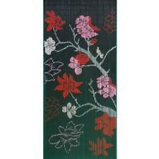 Bamboo54 Gothica Flower Outdoor Curtain Multicolor