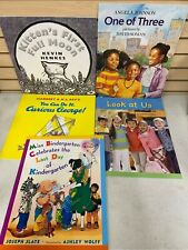 Harcourt Journeys Common Core Grade Kindergarten Unit 6 Lessons 26-30 Big Books