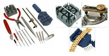16 Pieces Watch Tool Kit, Common Use Generic Watch Repair Tools, Repair Watches