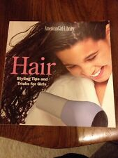 Hair : Styling Tips and Tricks for Girls by Jim Jordan (2000, Paperback)