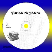 NEW transcript Liverpool Parish Registers, St Michael Marriage records 1826-35