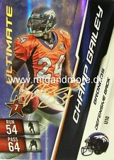 ADRENALYN xl NFL-Champ Bailey-Bronco #10 ultimate
