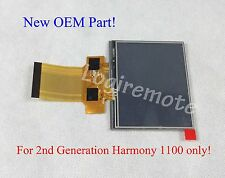 OEM Replacement LCD for Logitech Harmony 1100 remote (2ND Generation only)