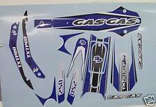 GasGas TXT Pro 04, 2004 style  complete decal / sticker  set  .