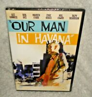 Our Man In Havana (DVD, 1959, 2005) Alec Guinness NEW & SEALED