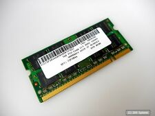 1 Go IBM 73p3844 pc2-4200 cl4 ddr2 SDRAM sodimms pc2400 pour ThinkPad y400, c100