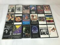 Lot of 18 cassettes Tapes from 80's songs