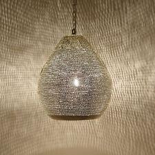 Orientalische Marokkanische Lampe Leuchte Hängelaterne Deckenlampe Maskat-D26