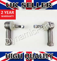 VAUXHALL OPEL CORSA C MK2 COMBO FRONT TRACK TIE ROD END PAIR