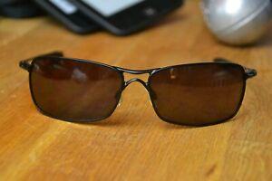 Oakley Crosshair 2.0 Matte Black/Black Lenses Sunglasses OO4044-04