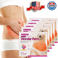 WONDER PATCH MYMI Wonder Patch in Retail box Burn Belly Fat Wing Lose Weight