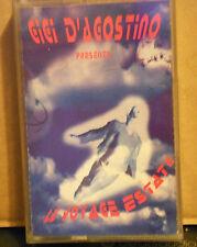 GIGI D'AGOSTINO - presents LE VOYAGE ESTATE - VIRGIN MUSICASETTA