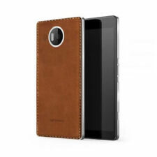 Silver Leather Mobile Phone Fitted Cases/Skins