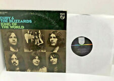 Cuby & The Blizzards King Of The World LP Philips VG +