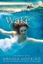 Complete Set Series - Lot of 4 Watersong books by Amanda Hocking YA Wake Elegy