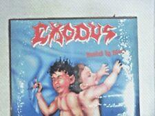 EXODUS BONDED BY BLOOD VINILE LP 180 GR+BOOKLET. DEAGOSTINI HARD HEAVY METAL 4