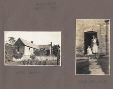 UPPER MORASTON Herefordshire Life on the Farm 17 x Vintage Photographs 1944-1946