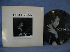 Bob Dylan, The San Francisco Press Conference December '65, Picture Disc & Cover