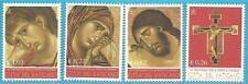 Vaticano da 2002 ** Post freschi MiNr. 1417-1420 - 700 centenario della morte di Cimabue!