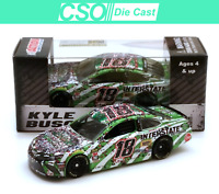 Kyle Busch 2019 Interstate Batteries Fontana 200th Win 1/64 Die Cast IN STOCK